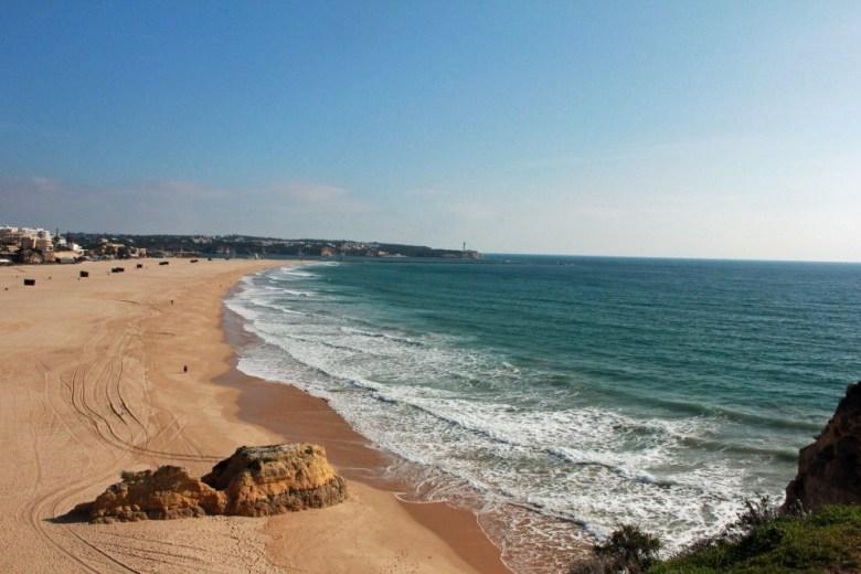 praia da rocha 2