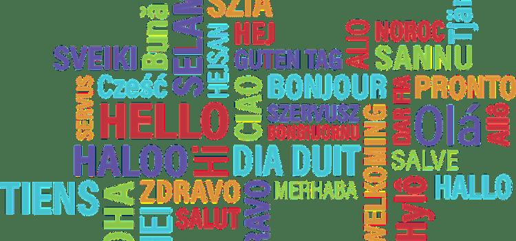L'apprentissage des langues chez nos enfants