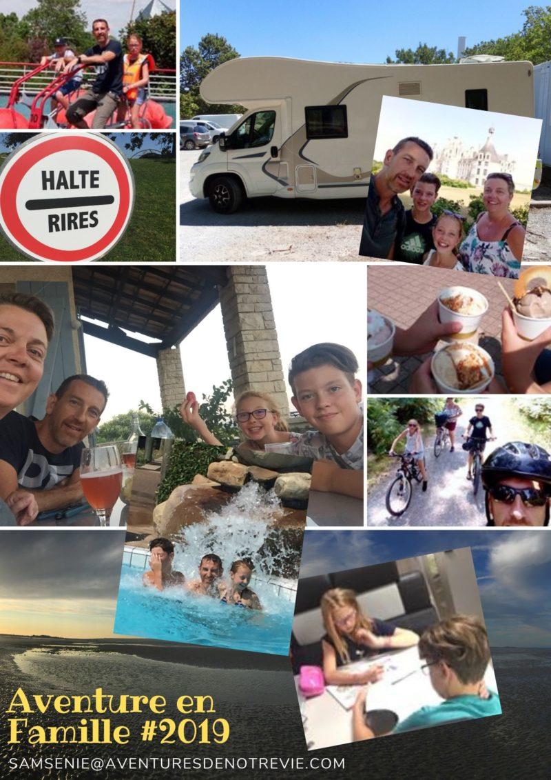Aventure en Famille – On a testé le camping-car !