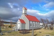 Eglise Islandaise, par Maria