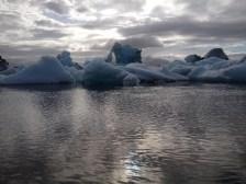 Lagon d'Icebergs, par Pat