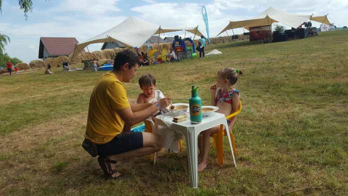 Aventuri in cinci Elementum Festival