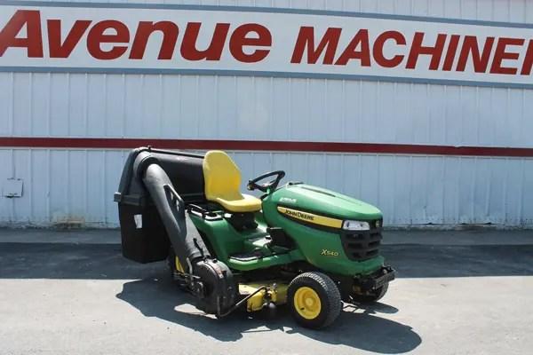 John X540 Deere 2006 Tractor