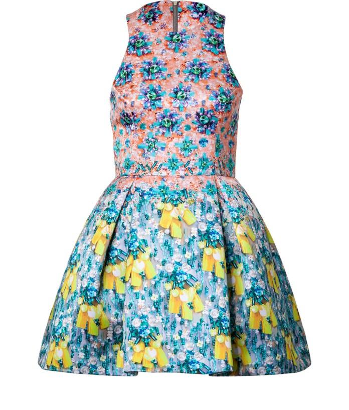 Mary Katrantzou Fit and Flare Dress