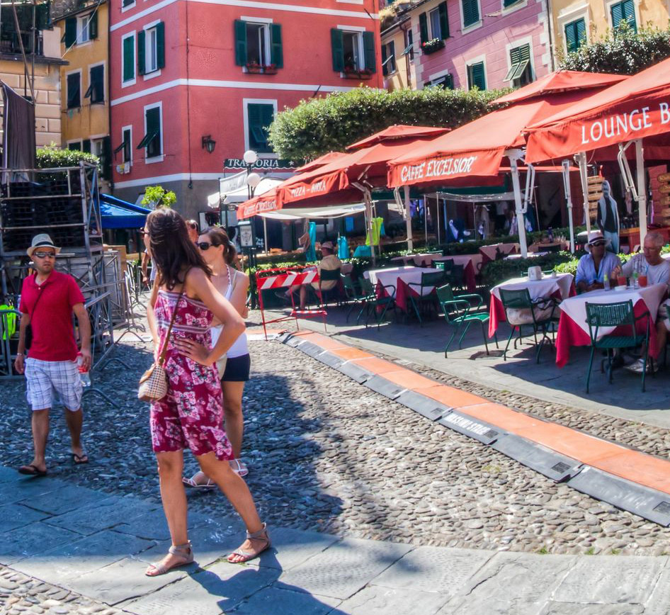 what to pack for your trip to Portofino Italy 1
