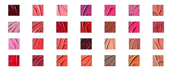 MAC Mineralize Rich Lipstick shades