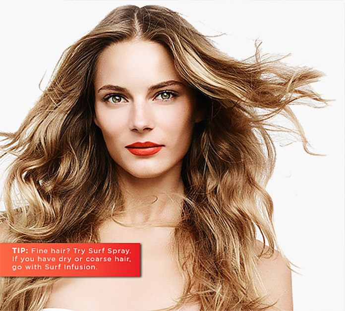Sephora hairstyles and products summer 2015 waves
