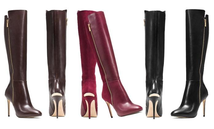 MICHAEL Michael Kors Clara Boots