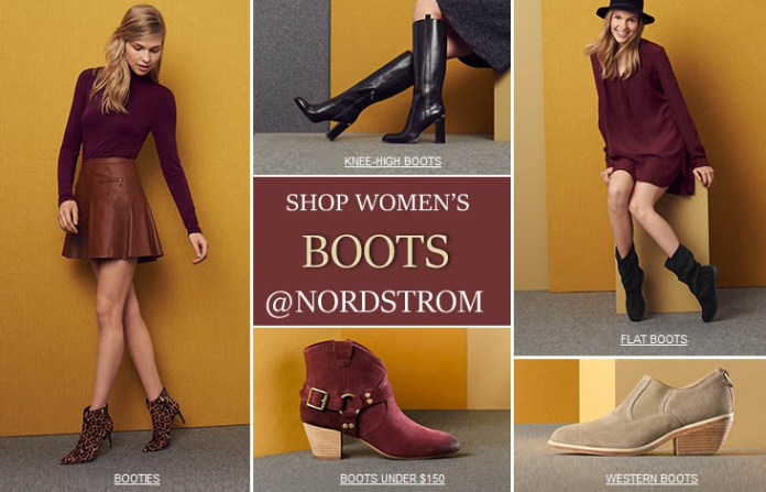 SHOP WOMENS BOOTS AT NORDSTROM