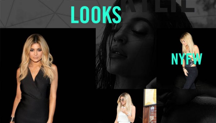 the kylie jenner website screenshot 2