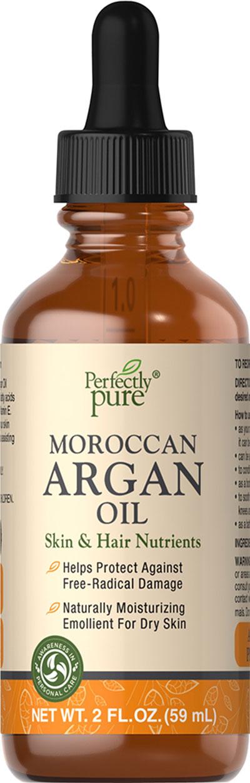 Perfectly Pure Moroccan Argan Oil-2 oz Oil
