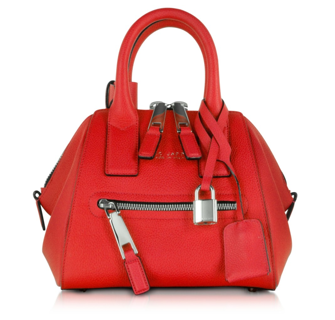 Designer handbags - IT Bags by Forzieri Marc Jacobs Textured Mini Incognito Satchel