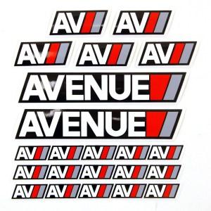 AV Sport Sticker Pack
