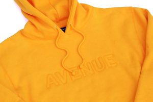 Gold Substance Hoody