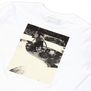 Quickness Long Sleeve T-Shirt White
