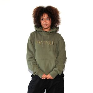Substance Hooded Sweatshirt Khaki