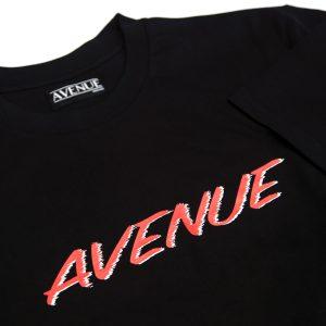 Avenue Quickness T-Shirt Black