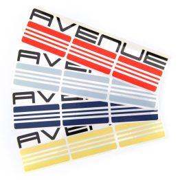 Avenue 1992 Sticker Pack