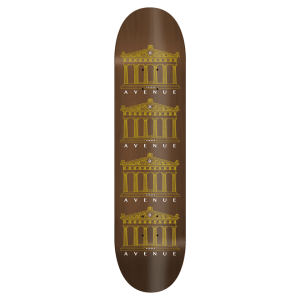Harmony Brown Wood Deck