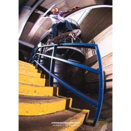 Sam Vague Issue 16 Advert
