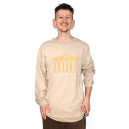 Avenue Harmony Longsleeve T-Shirt Sandstone Patrick Merryfield