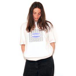 Avenue Integrity T-Shirt White Danni Waterman