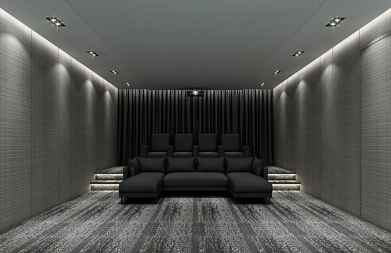 Bayview | Home Theater Designs by Avenue Theater