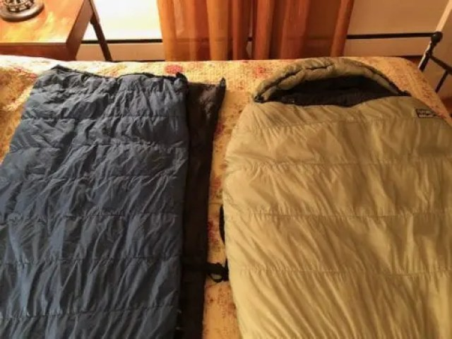 Sleeping Bag or Quilt