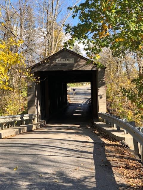 Bulls Bridge on the Appalachian Trail