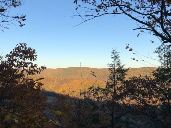 Indian Rock Views near Kent, CT