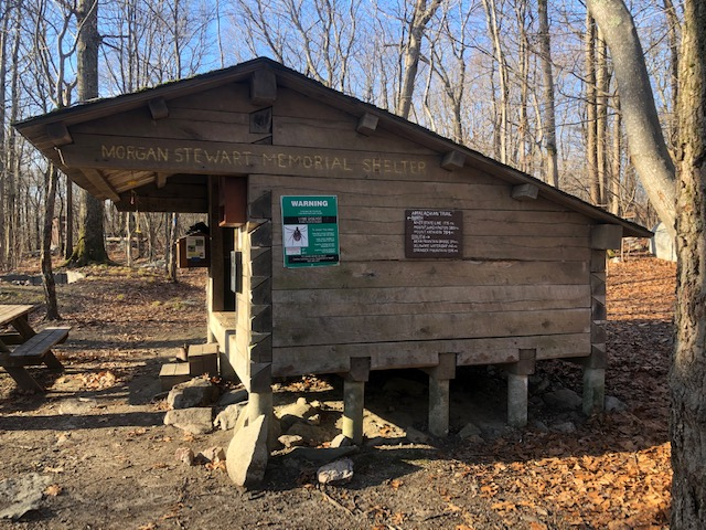 Morgan Stewart Shelter