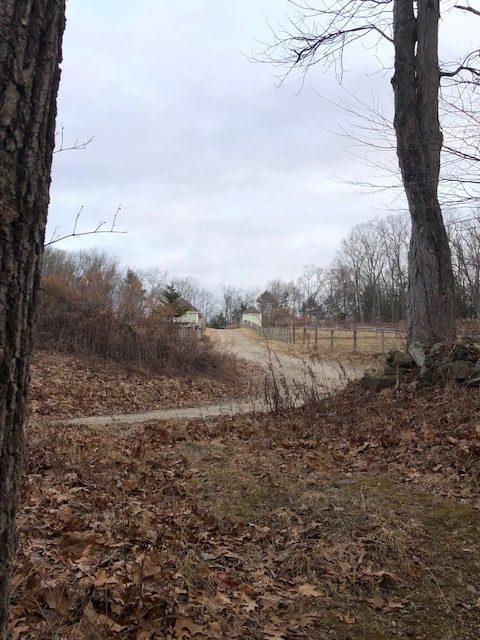 Rural Farm Near Trail