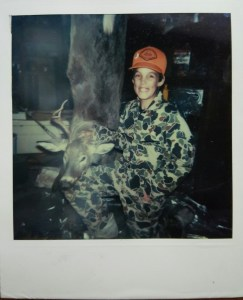 first deer hunting whitetail