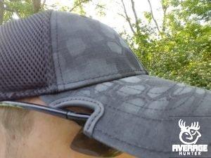 Notch Gear Cap Review Average Hunter Sunglasses 4