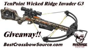 Crossbow Giveaway