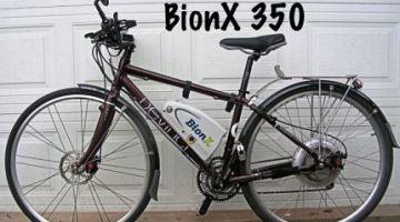 BionX PL-350 Electric Bike System – An Average Joe Cyclist Product Review