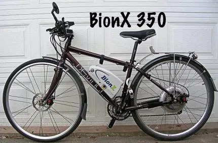 http://electricbikeblog.com/bionx-electric-bike-kit-review/