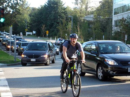 Sea-to-River-bike-Gilmore-intersection