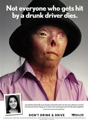 Drunk driver victim