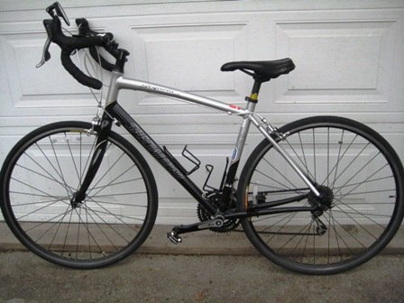 64bbcc49f5d Specialized Sequoia Elite Road Bike 2009 Review