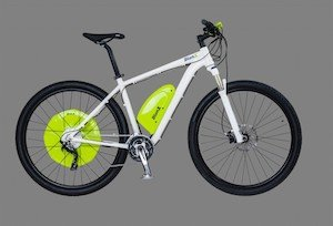 Bionx electric bike kit