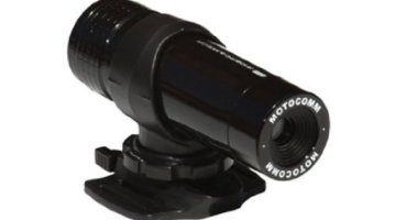 MotoComm Ridercam 30F for helmets and handlebars – Review