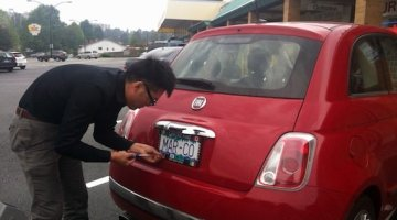 Fiat 500 Sport 2012: A Mrs. Average Joe Cyclist Product Review