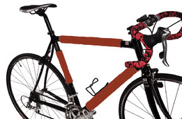 How to to Stay Visible on your Bike cheaply with Bike Wrappers