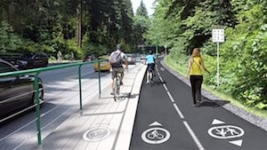 Stanley Park Causeway to be Made Much Safer – Another Giant Step for Safe Cycling Infrastructure in Vancouver
