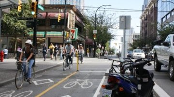 Let's make bike routes in Vancouver safer