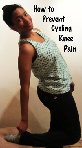 Prevent cycling knee and hip pain with our complete guide to stretching for cyclists.