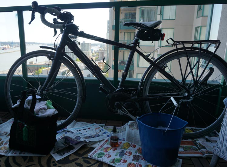Bike Maintenance: The Basics on How to Care for Your Bike. Bike washing day just needs basic household items and a bit of space