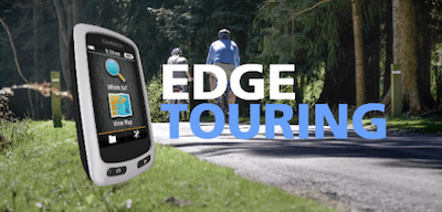 Garmin Edge Touring Navigator GPS Bike Computer Review.