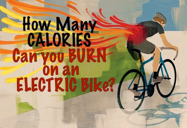 Calories burned cycling on electric bike